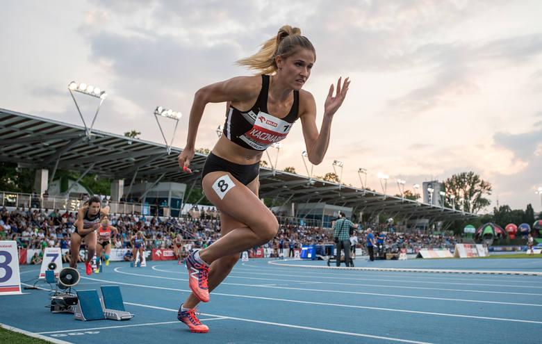 Natalia Kaczmarek będzie jedną z gwiazd Młodzieżowych Mistrzostw Polski w lekkiej atletyce w Lublinie