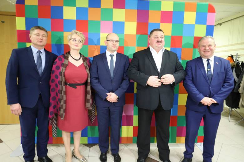 Artur Kosicki nowy marszałek województwa podlaskiego z całym zarządem