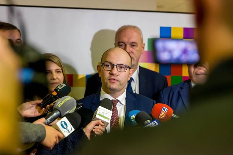 Artur Kosicki nowy marszałek województwa podlaskiego