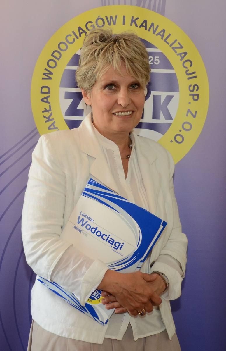 - Halina Jeżewska-Merc, obecna prezes spółki wcześniej była jej wiceprezesem.
