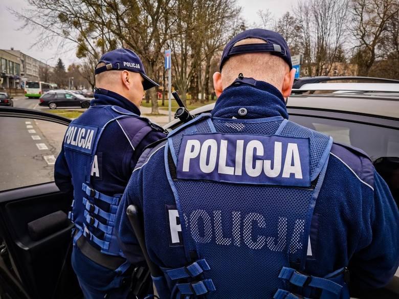 Podlaska policja codziennie czuwa nad bezpieczeństwem na drogach