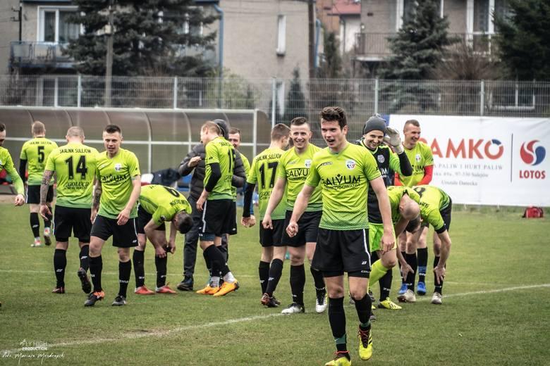Sukces Skalnika Sulejów. Dwa awanse rok po roku z Klasy A do IV ligi