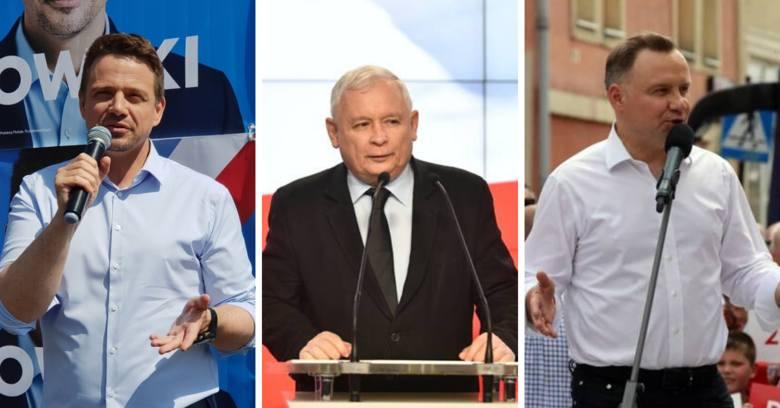 Ile pieniędzy mają Jarosław Kaczyński, Andrzej Duda i jego konkurent do prezydentury Rafał Trzaskowski? Na stronie internetowej Sejmu pojawiły się właśnie