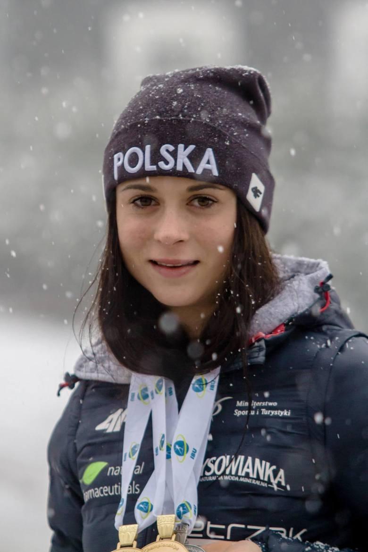 Biathlon. Mistrzostwa Świata 2019 w Oestersund (Ostersund). Kamila Żuk