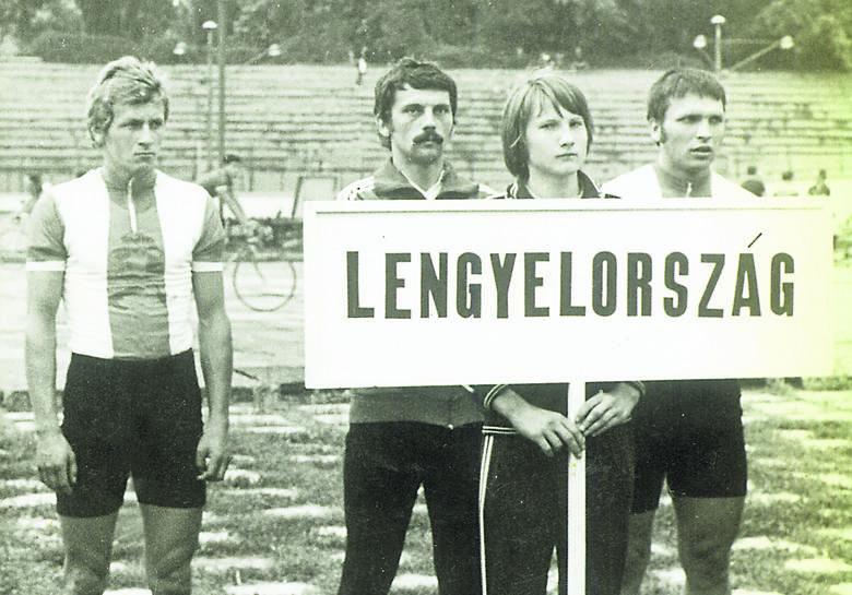 Witold Stachowiak (z lewej) udowodnił swoją wartość zdobywając medale i tytuły na mistrzostwach Polski