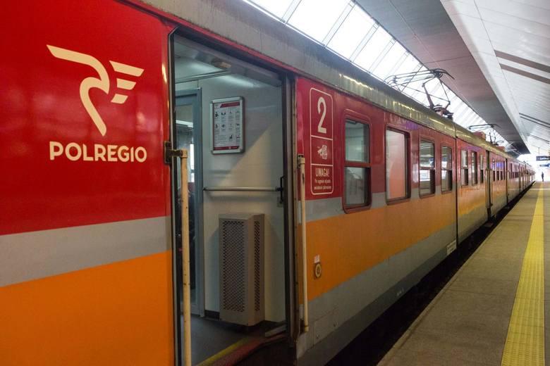 Od 14 czerwca korekta rozkładu jazdy pociągów POLREGIO na Podkarpaciu