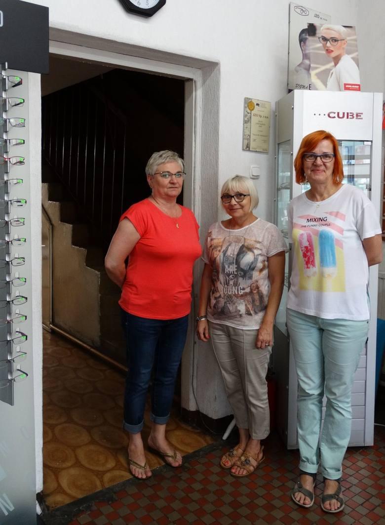 Foto-optyka dziś: Anna Wiśniewska, Małgorzata Mazur i Jolanta Iwaszkiewicz