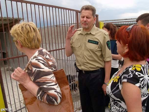 Schronisko w Białogardzie pod kontrolą. Inspektorzy TOnZ mają zastrzeżenia (szczegóły)