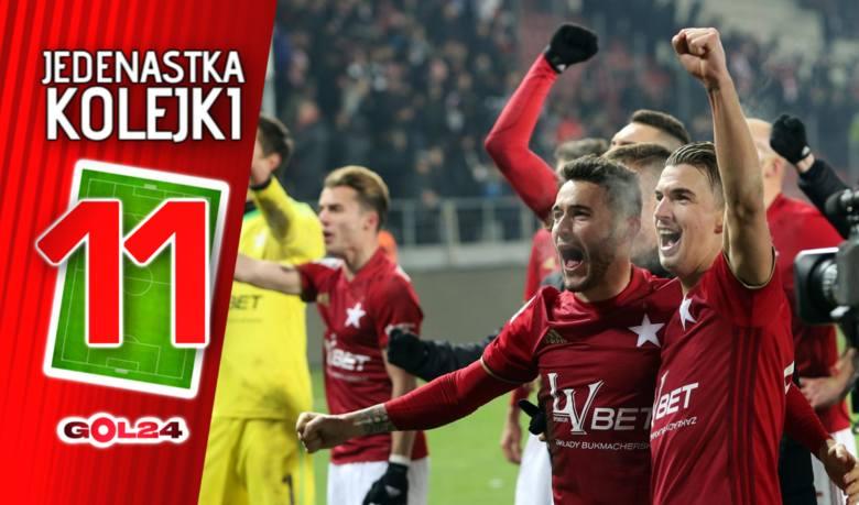 Zmiana lidera po 20. kolejce Lotto Ekstraklasy. Górnik Zabrze przegrał z Arką w Gdyni, co wykorzystała Legia Warszawa, która wywiozła komplet punktów