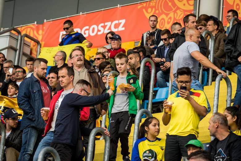 W Bydgoszczy odbyły się już trzy z 7 meczów MŚ FIFA U-20 Polska 2019, a kibice na trybunach Zawiszzy zobaczyli w akcji piłkarzy 5 reprezentacji.W niedzielę