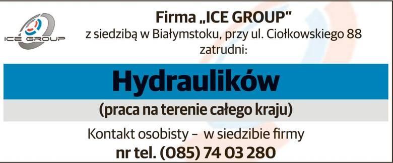 Ice Group Zatrudni