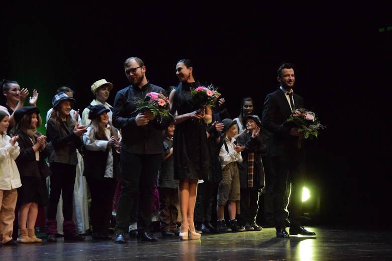 """""""Olivier Twist"""" w Teatrze Szekspirowskim [ZDJĘCIA]"""