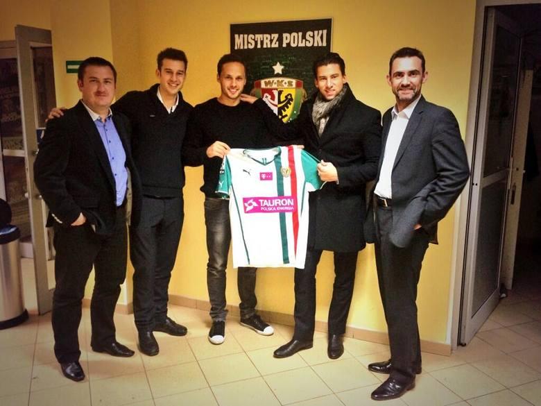 Tom Hateley podpisał kontrakt ze Śląskiem Wrocław
