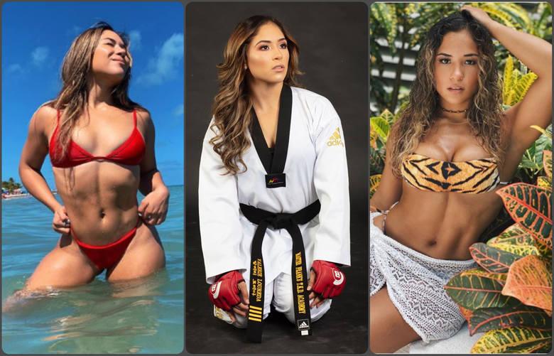 Męska część kibiców od lat spiera się, która zawodniczka MMA jest najseksowniejsza. Niedawno na scenie pojawiła się nowa, bardzo mocna kandydatura. 22-letnia