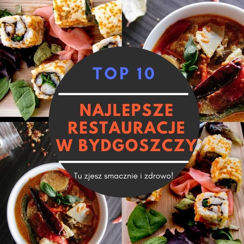 Gdzie w Bydgoszczy serwowane jest najlepsze jedzenie? Jakie lokale w naszym mieście cieszą się najlepszymi opiniami? Postanowiliśmy sprawdzić, gdzie