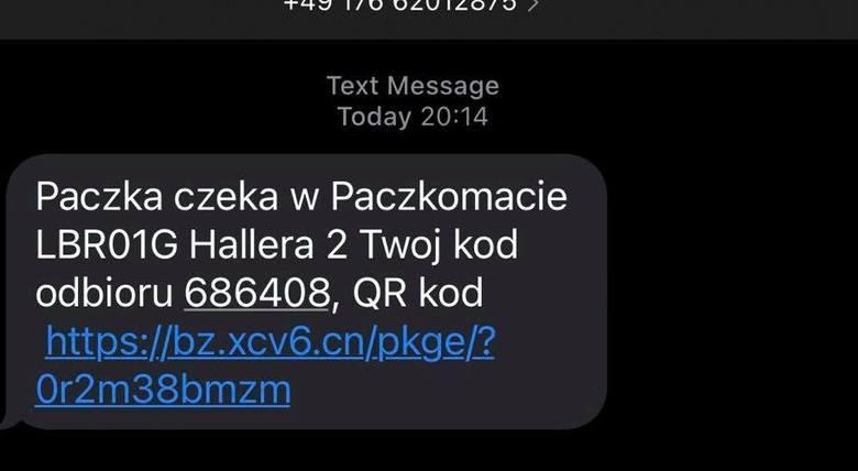 """Fałszywe wiadomości od złodziei. Uważaj na SMS-y od """"służb celnych"""" i od """"kuriera"""". Kliknięcie może oznaczać nawet utratę pieniędzy z konta"""