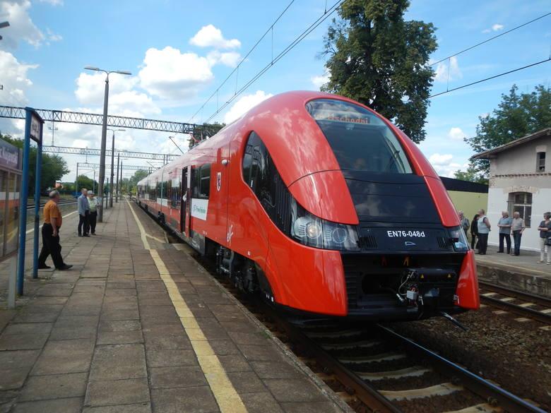 Nowy rozkład jazdy PKP od 2.09.2018. Do Berlina pojedziemy przez Toruń