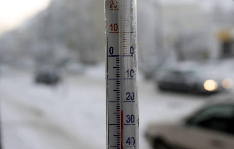 Oj, w najbliższych dniach będzie bardzo zimno!