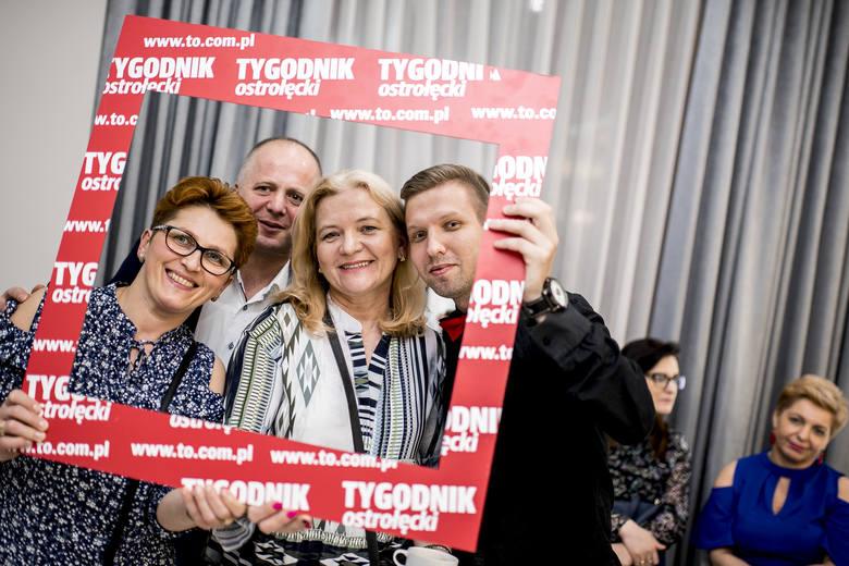Osobowość Roku 2018. Gala plebiscytu Tygodnika Ostrołęckiego - rozmowy, nowe zdjęcia [ZDJĘCIA, WIDEO]