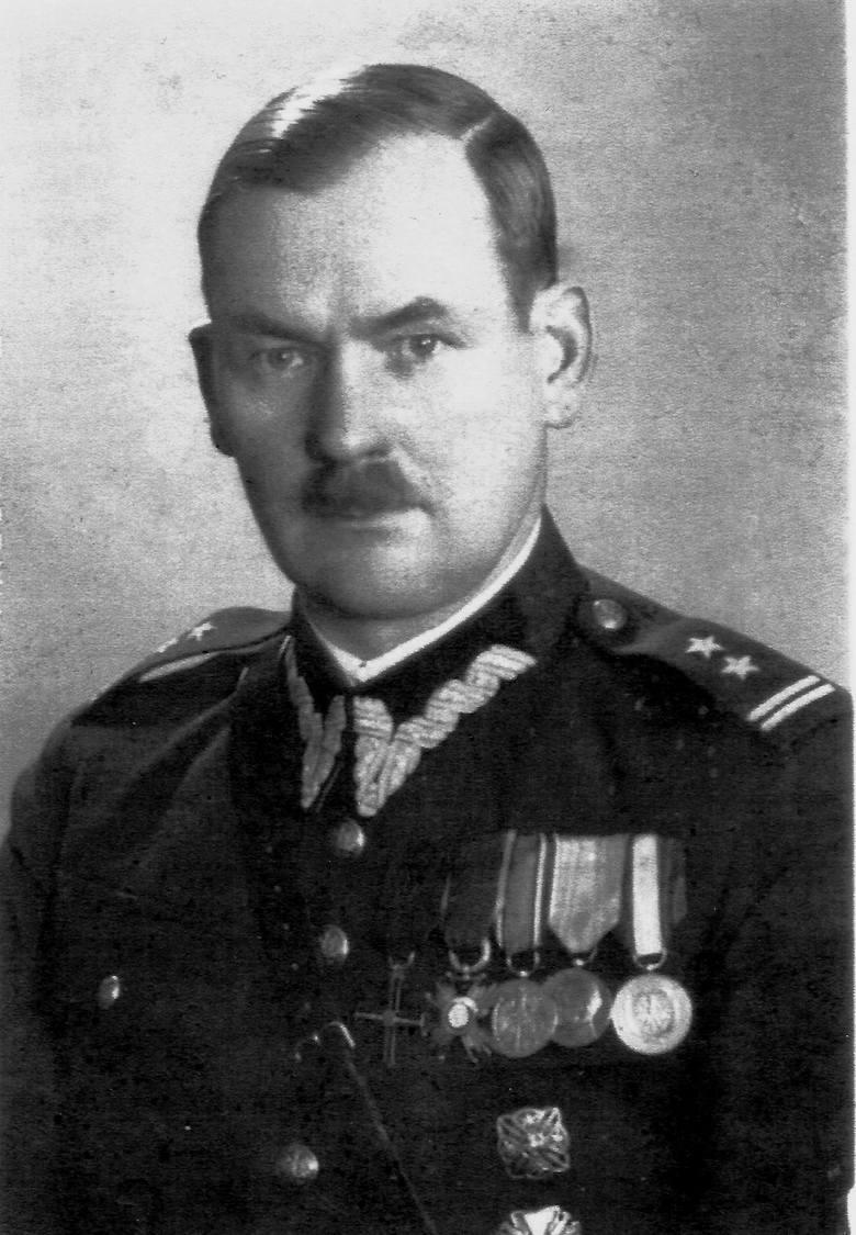 Płk Dionizy Krechowicz, dziadek Ewy Solskiej, rozstrzelany w Starobielsku
