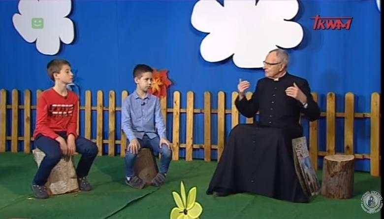 500 Plus. Biskup w programie dla dzieci w TV Trwam wychwala reformy PiS