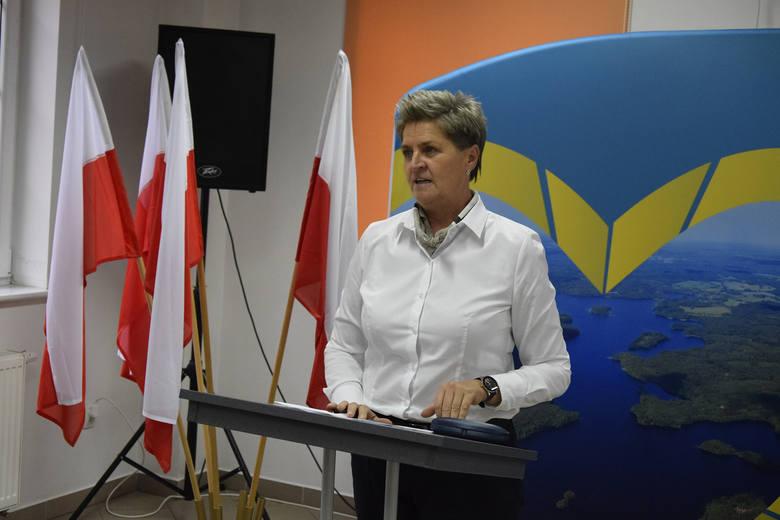 Wybory 2018. Danuta Karaśkiewicz nowym burmistrzem Miastka