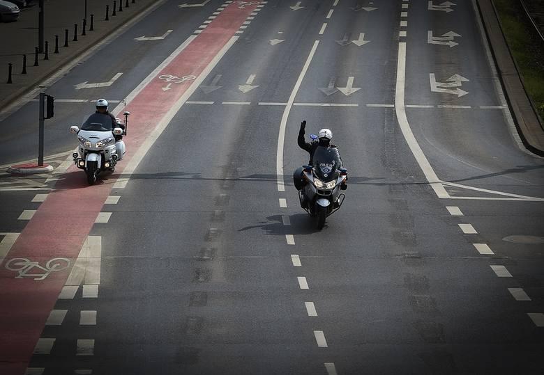 Brałeś udział w paradzie motocykli? Znajdź siebie na zdjęciu i filmie
