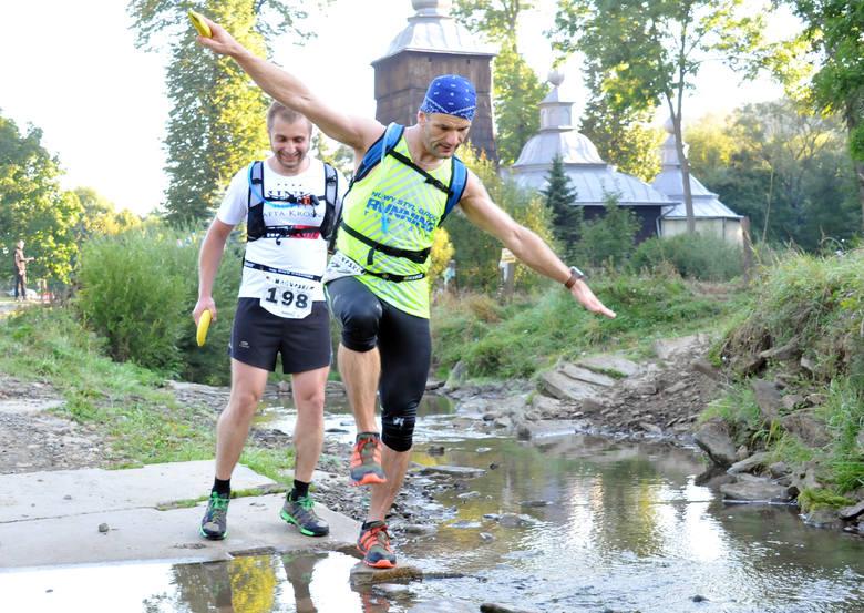 W sobotę o godz. 5 rano z Krempnej wybiegli uczestnicy 2. Ultramaratonu Magurskiego. Biegacze mieli do pokonania trasę 85+ lub 55+ kilometrów.