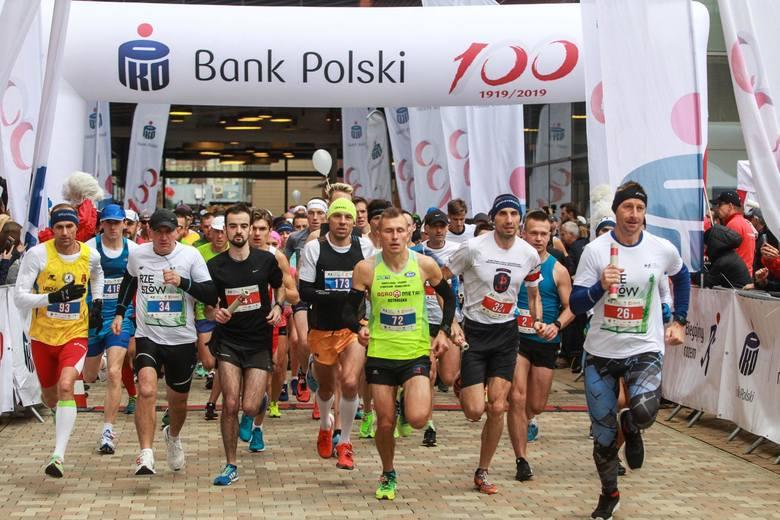 W 7. PKO maratonie Rzeszowskim wystartowało ponad 800 biegaczy i biegaczek