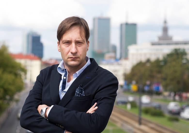 """Paweł Siennicki, redaktor naczelny """"Polski"""""""