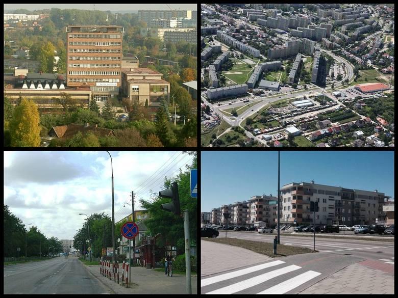 Które osiedle uznawane jest za lokalny Manhattan? Gdzie jest białostocki Meksyk? Gdzie najwięcej kradną? Sprawdź, czy znasz wszystkie mity o dzielnicach