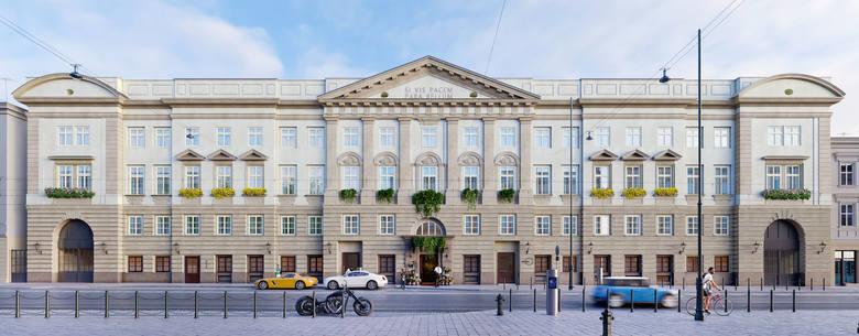 Kraków. Jak miasto pozbyło się kamienicy na Stradomiu? Tajemnice hotelu i apartamentowca w miejscu średniowiecznego cmentarza