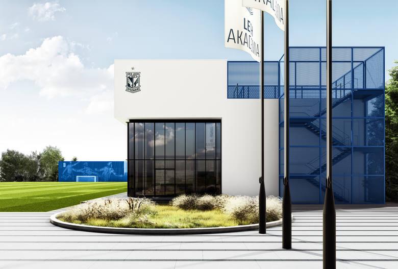 Lada dzień rozpocznie się renowacja obiektów Akademii Lecha Poznań we Wronkach. Nowe Centrum Badawczo-Rozjowwe ma być gotowe w połowie 2022 roku i będzie
