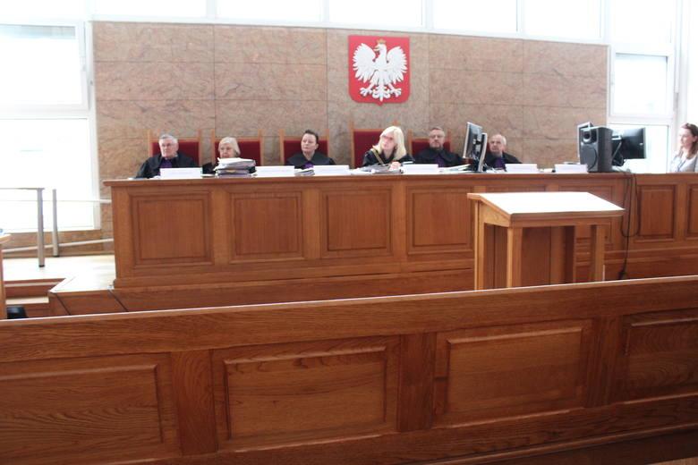 Skład orzekający sądu