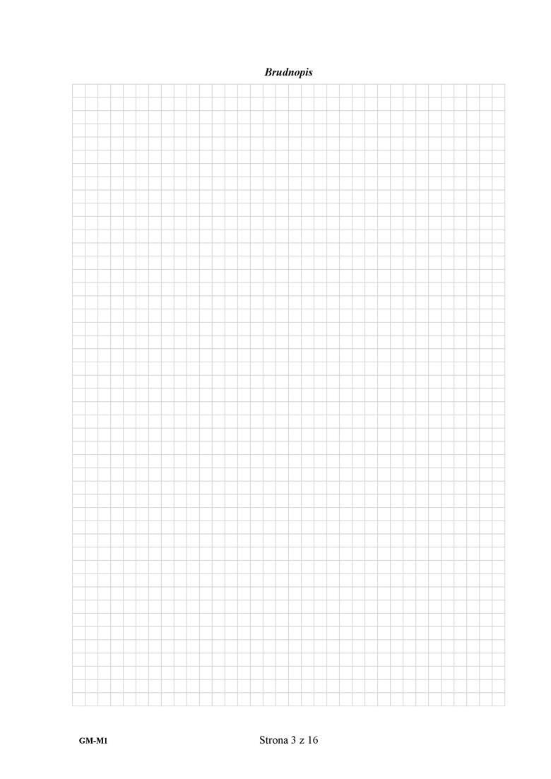 Egzamin gimnazjalny 2019 matematyka ODPOWIEDZI
