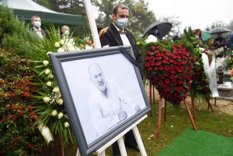 Wójt Krzysztof Stefański zmarł 11 października 2020 roku.