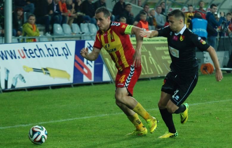 Korona Kielce - Jagiellonia Białystok 0:3