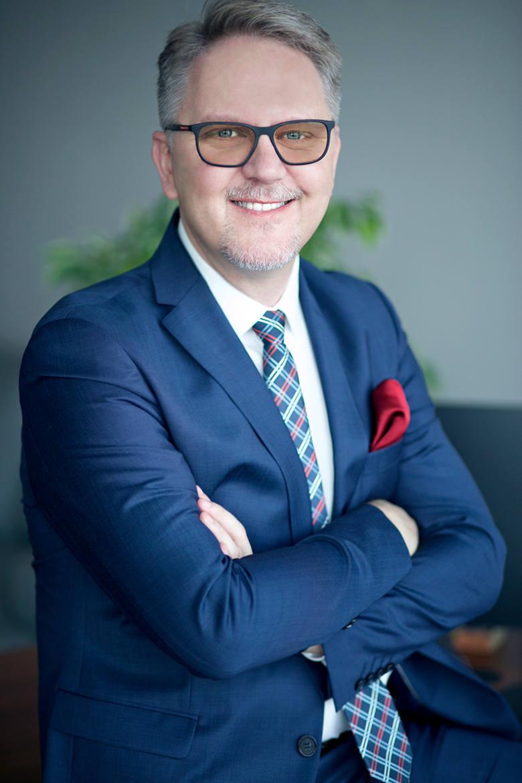 Rafał Pietrasina, prezes zarządu Anwim S.A., operatora sieci stacji paliw MOYA
