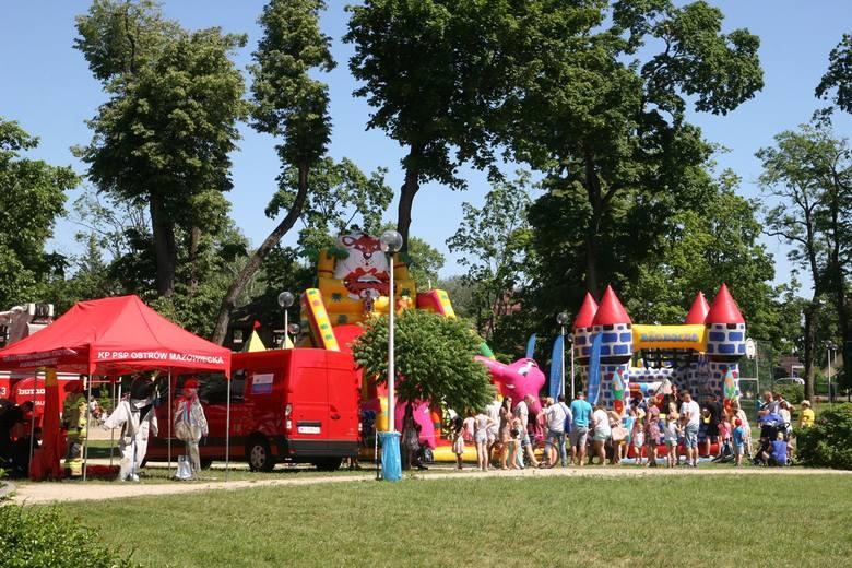 Ostrów Mazowiedka. Festiwal Przedszkolaków na zakończenie Dni Ostrowi 2019, 9.06.2019. Zobacz zdjęcia