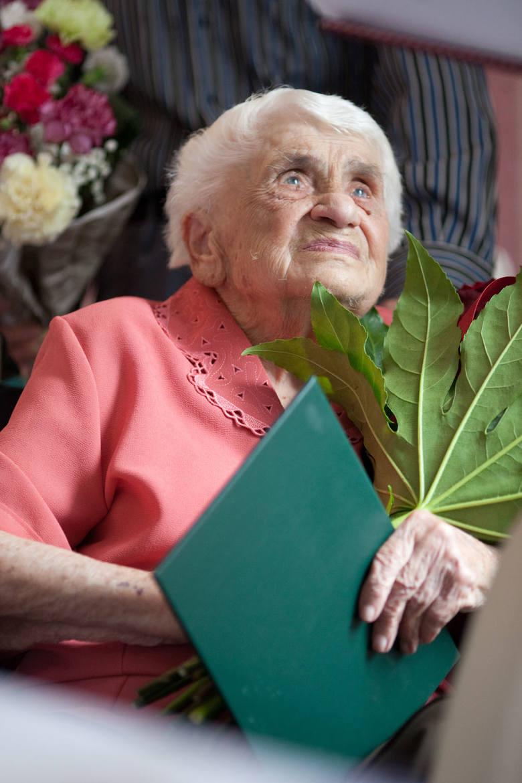 Jej życie miało cienie i blaski. Balbina Zająć przeżyła 100 lat