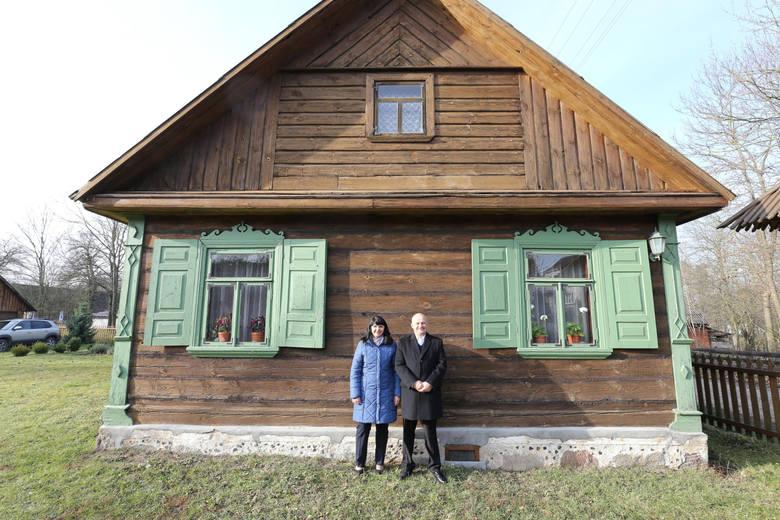 Chcieli mieć dom z klimatem. I mają swój zabytek