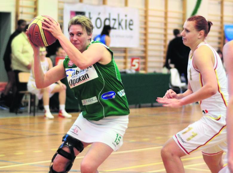Dorota Sobczyk jest najskuteczniejszą koszykarką PTK Pabianice.
