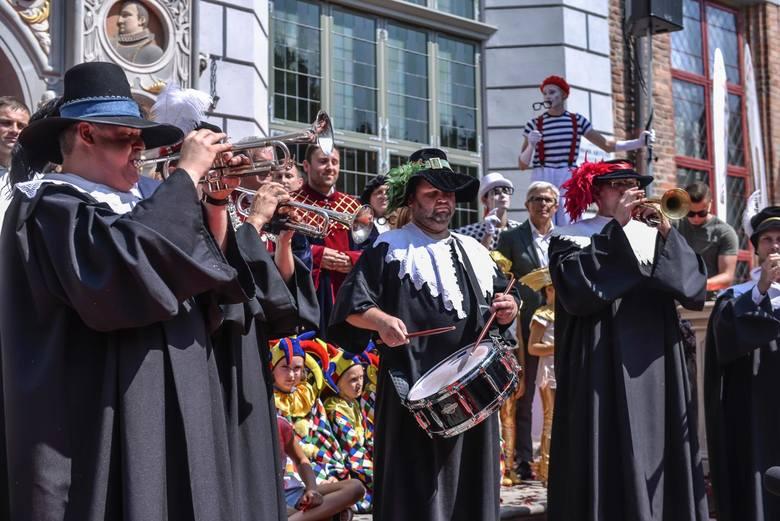 Jarmarku św. Dominika 2018 oficjalnie otwarty został w sobotę, 28 lipca