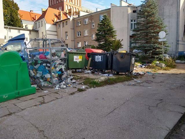 Śmieciowy problem w Koszalinie. Otrzymujemy kolejne sygnały