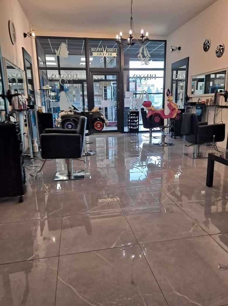 Salon Fryzjerski REVERS