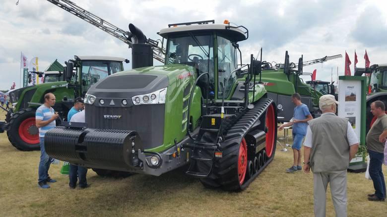 Wystawa rolnicza Opolagra 2018 w Kamieniu Śląskim. Rolnicze cuda techniki zaprezentowało ponad 400 wystawców
