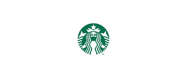 Syrena z logotypu Starbucksa zyskała maseczkę ochronną na twarz.źródło: behance.net/JureTovrljan