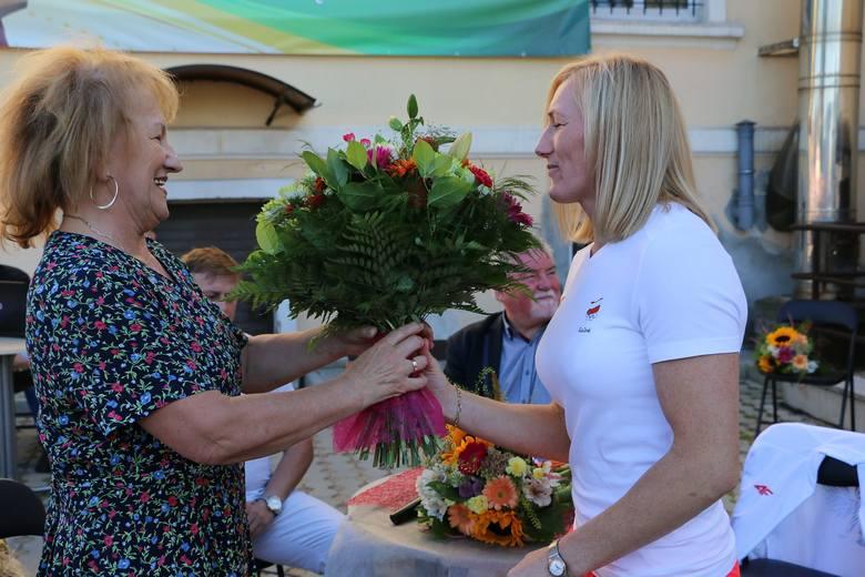 Monika Michalik, brązową medalistka