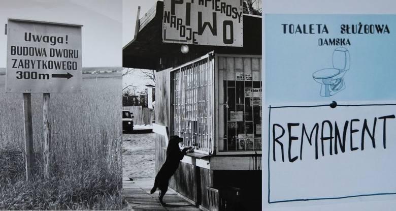 Zarówno w PRL, jak i na początku lat 90. można było natrafić w naszym regionie na interesujące szyldy, napisy i kartki z notkami. Przypominamy te na