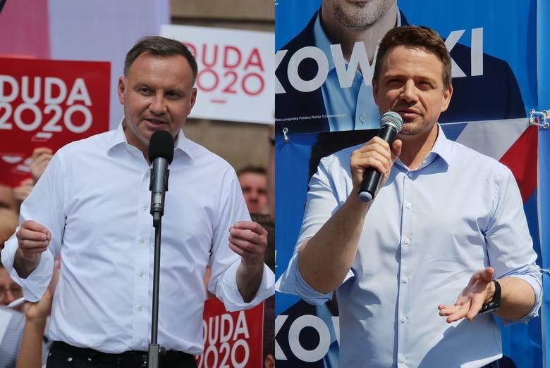 Według najnowszych wyników podanych przez PKW wybory prezydenckie wygrał Andrzej Duda. Sprawdźcie w galerii, kto ze świata sportu poparł urzędującego